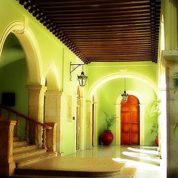 Palacio de Gobierno by kuntaldaftary
