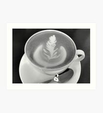 Cafe' Art ... Art Print