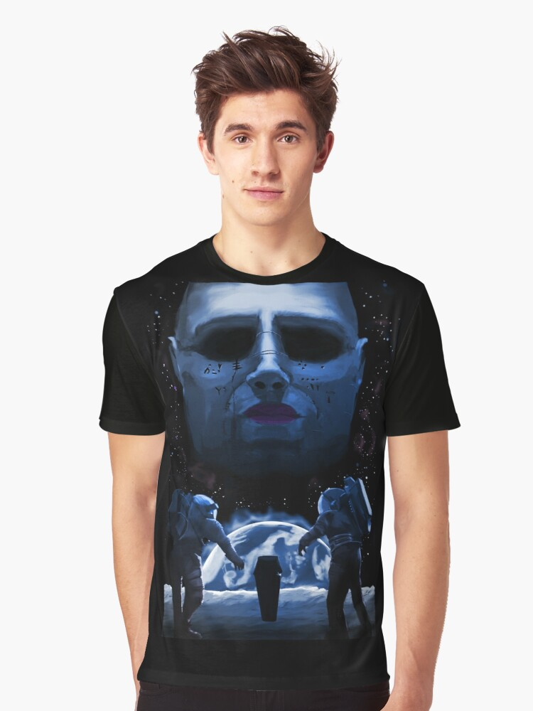 Unleash the Gift of Prometheus Graphic T-Shirt Front