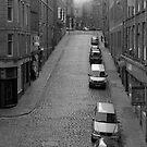 Corner of Windmill Brae and Bath Street, Aberdeen by Tim Haynes
