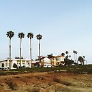 California Beach at Sunset by AlexandraStr