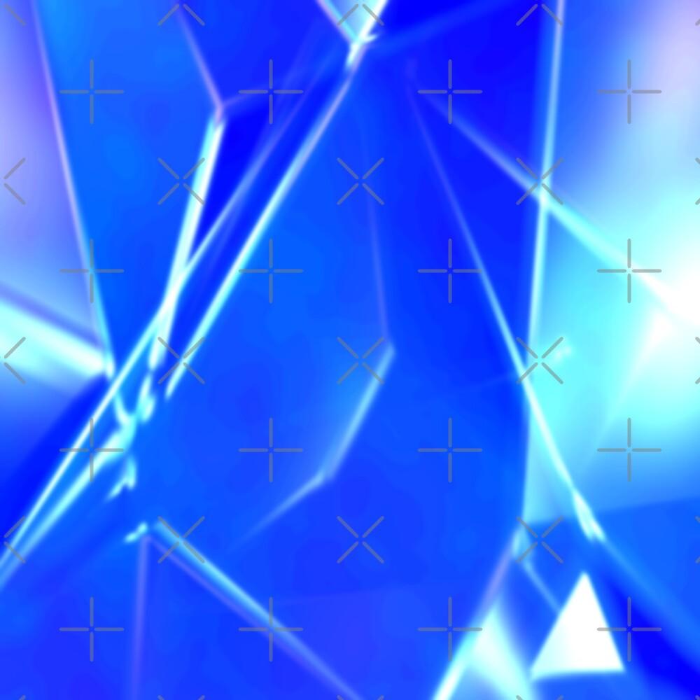 Blue diamonds by queensoft