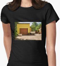 garage Women's Fitted T-Shirt