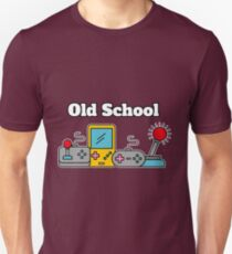 Old School Video Game Forever T-Shirt