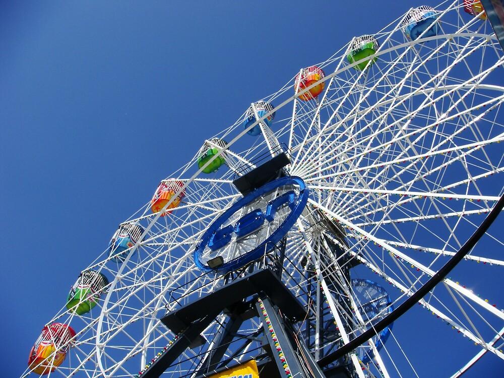 ferris wheel by natalieho0711