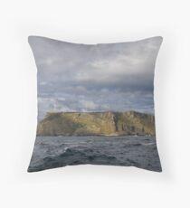 Tasman Island Throw Pillow