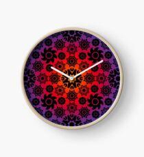 Revolvingon Octa Clock