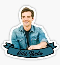 Ian Harding - Odd Birds Sticker