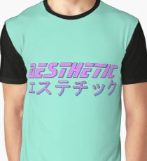 Estética de Arizona Camiseta gráfica