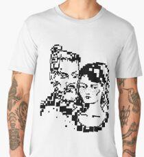 Bonnie und Clyde Wedding Men's Premium T-Shirt