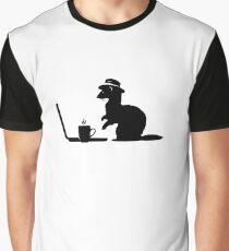 ferret news Graphic T-Shirt