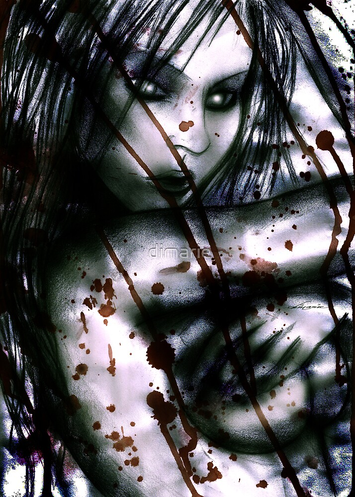 Deadly Obsession by dimarie