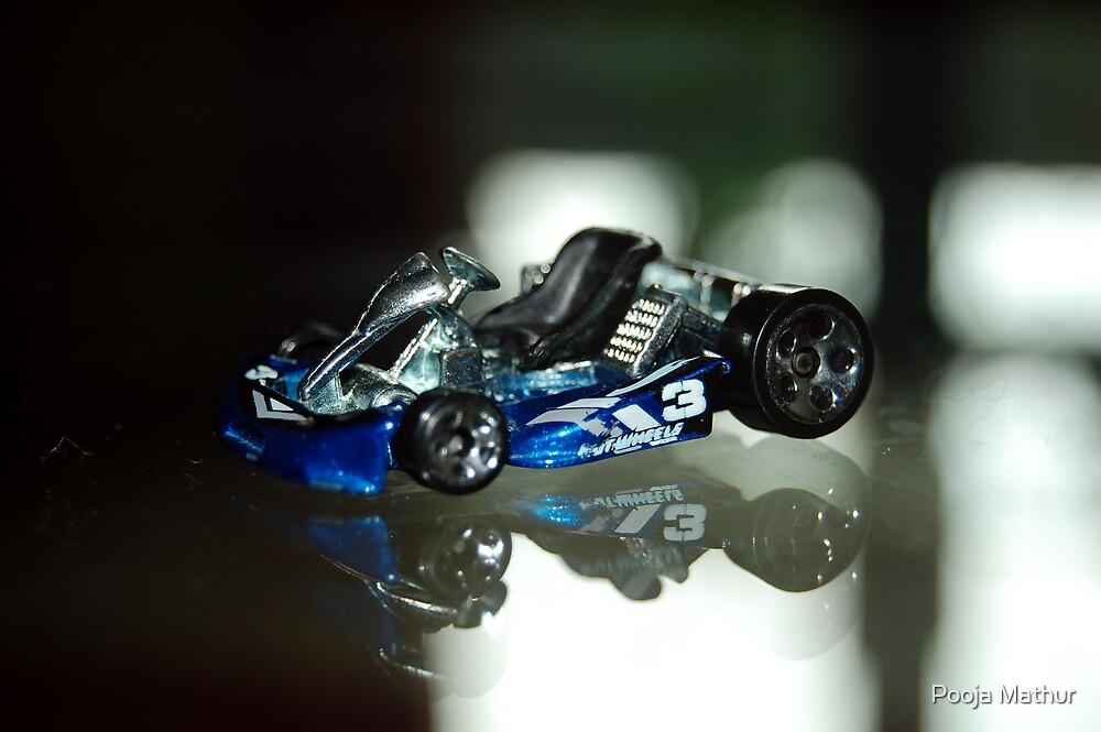 My Little Go Kart by Pooja Mathur