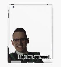 GOTHAM - Riddler Approved iPad Case/Skin