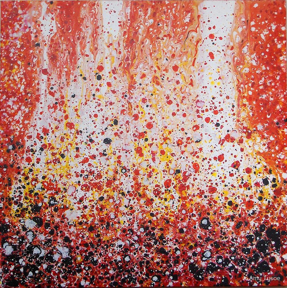 Like A Fire In My Belly by Amy Tysoe