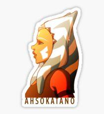 Star Wars   Ahsoka Tano   Commander Tano Sticker