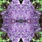 Amethyst Mandala by spiritahgraphy