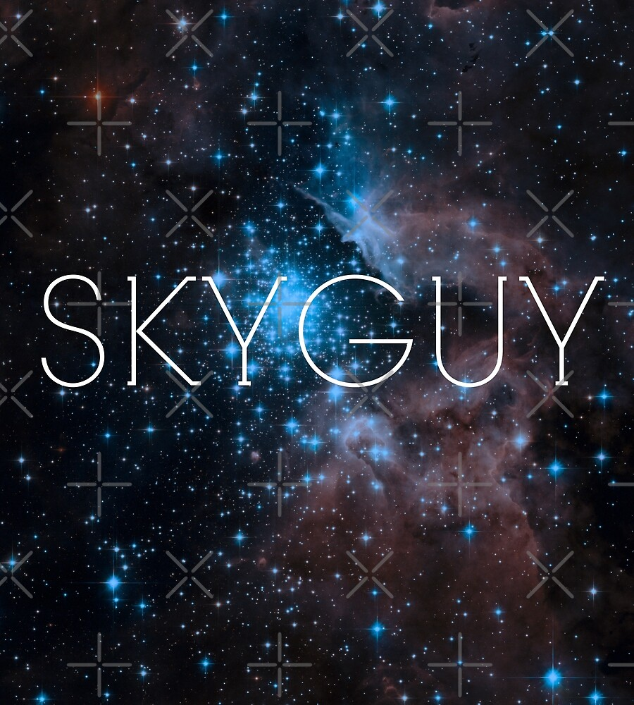 Space | Skyguy  by quietduna