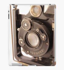 Old photo machine iPad Case/Skin