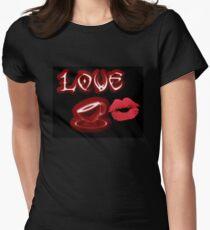 Love Tea Love Women's Fitted T-Shirt