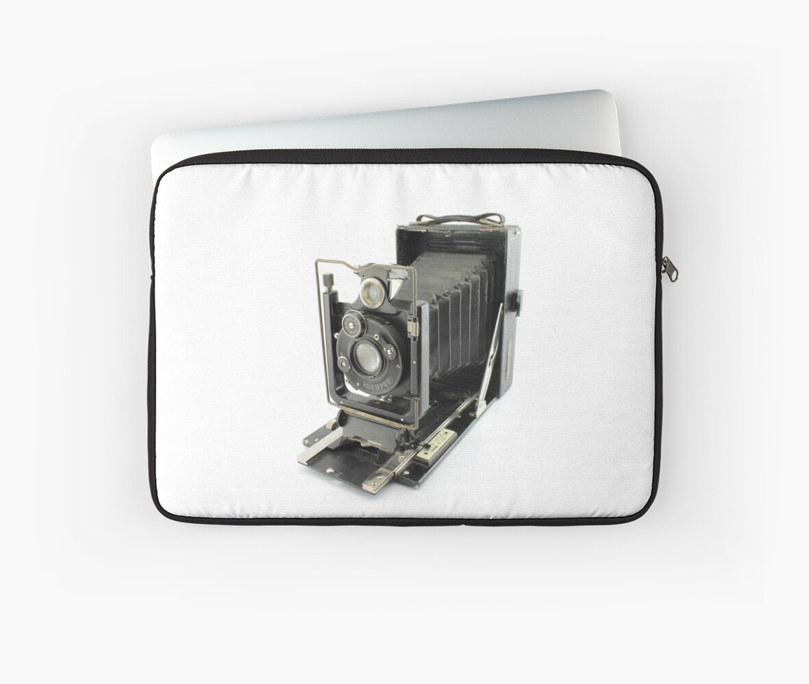 Spectacular old photo taking machine by MegaSitioDesign