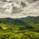 Great Langdale Valley by Mike Taylor