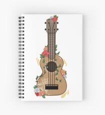 Cuaderno de espiral Música de naturaleza