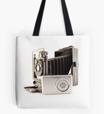 Evolution of photography Tote Bag