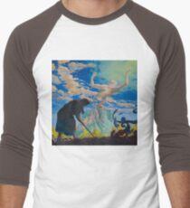 Matter Earth Men's Baseball ¾ T-Shirt