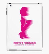 Pretty Woman elegant design Vinilo o funda para iPad
