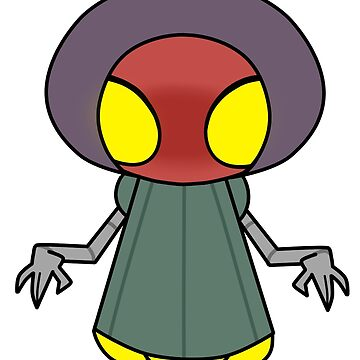 Flatwoods Monster by nicolascagedesu