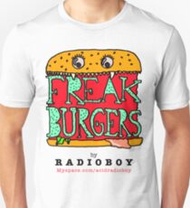 FREAK BURGERS BRAND by RADIOBOY T-Shirt