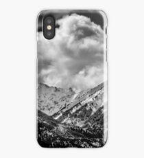 Elkhorn Mountains, Eastern Oregon iPhone Case