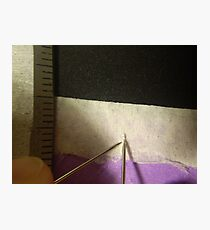 Origami Surgery Photographic Print