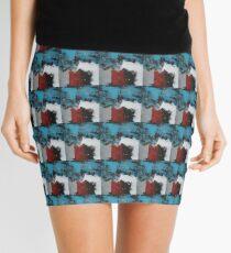 Futurism Mini Skirt
