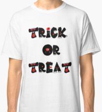 Trick ot treat Classic T-Shirt