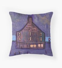 The Co-operative Throw Pillow