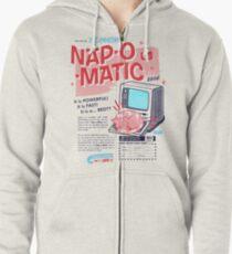 Nap-O-Matic Zipped Hoodie