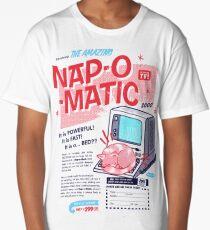Nap-O-Matic Long T-Shirt