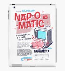 Nap-O-Matic iPad Case/Skin