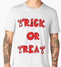 Trick or treat Men's Premium T-Shirt