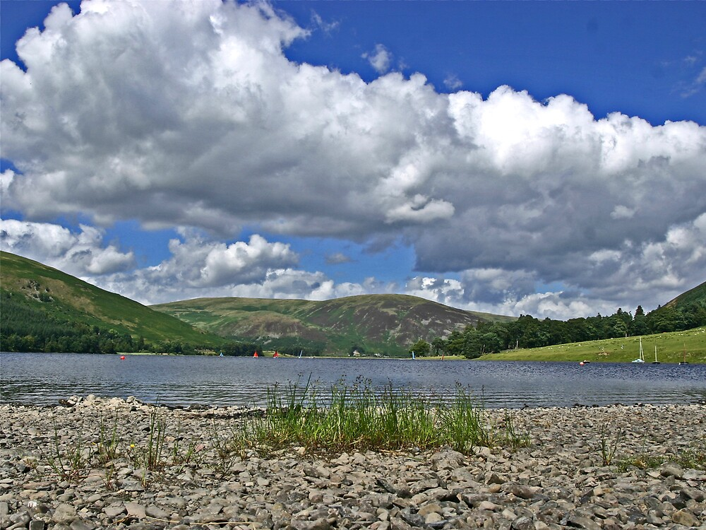 St. Mary's Loch by dsargent
