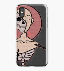 Bones Skull Skeleton Print iPhone Case/Skin