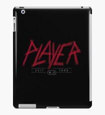 PLAYER iPad Case/Skin