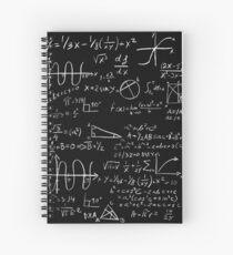 Cuaderno de espiral Mates