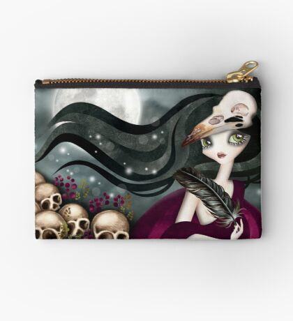The Witching Hour Zipper Pouch