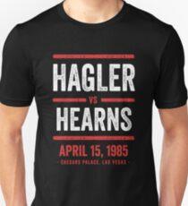 Hearns vs Hagler Unisex T-Shirt