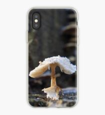 From the frog's point of view iPhone Case