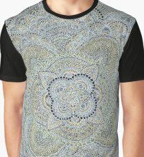 Sacred Flow Mandala Graphic T-Shirt