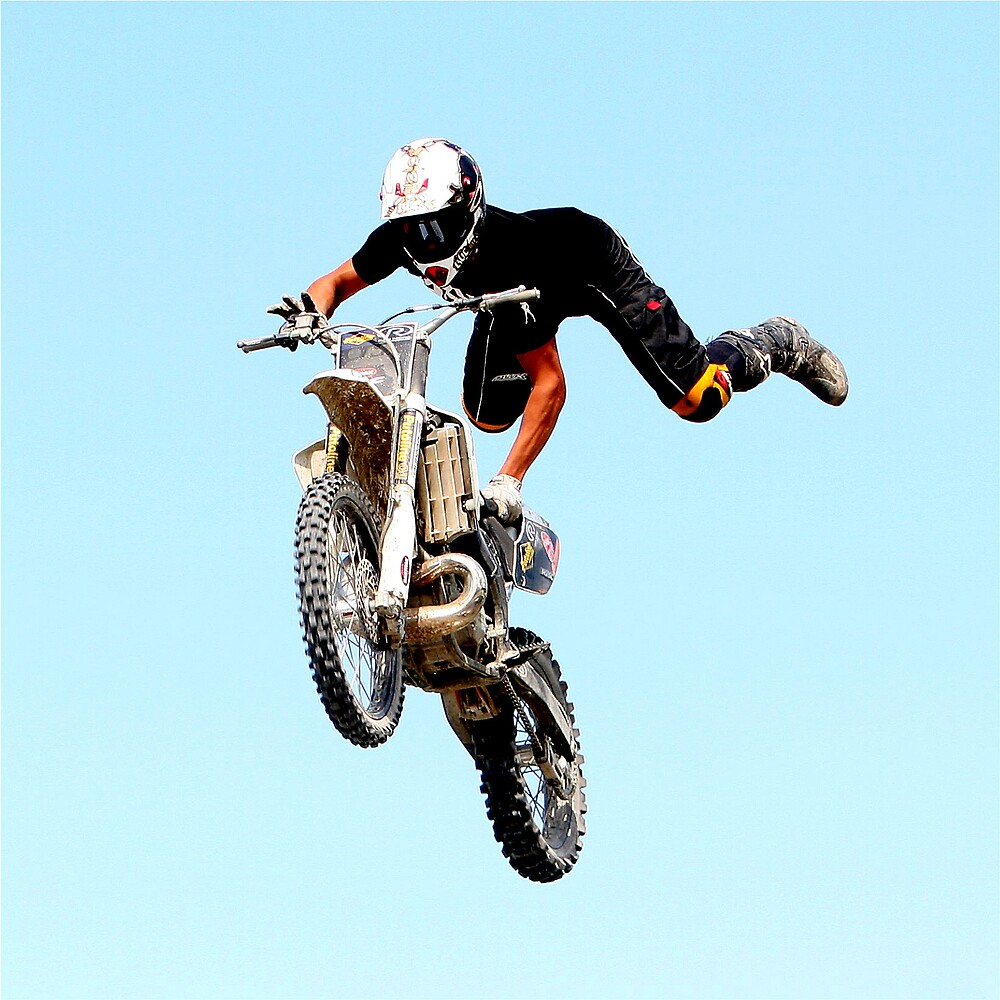 Stunt Rider 1 by dsargent